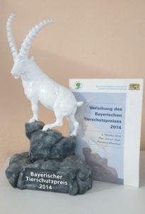 Bayerischer Tierschutzpreis